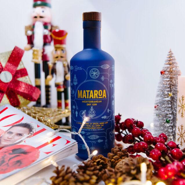 Mataroa Mediterranean Dry Gin among British Vogue's Luxury Gifts for Christmas 2019