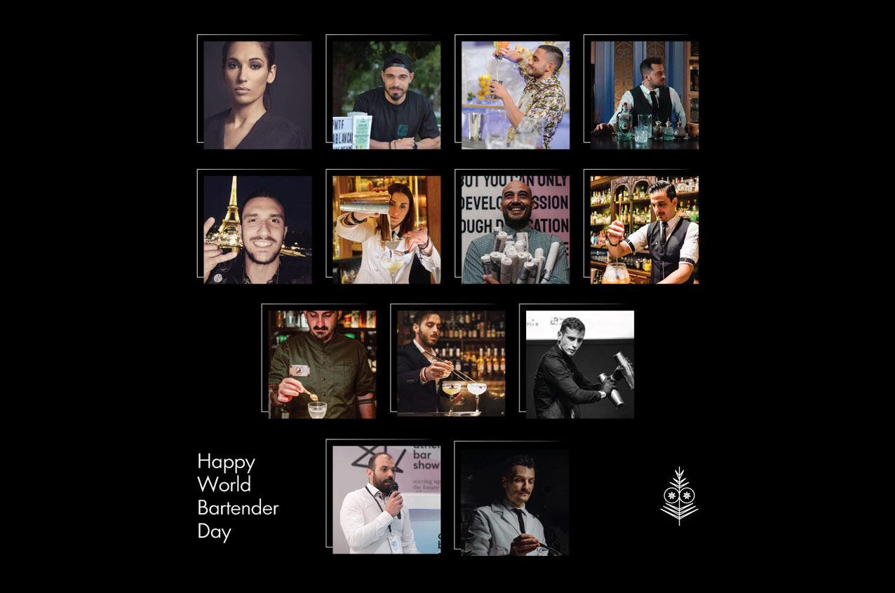 Happy World Bartender Day